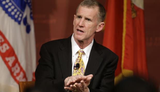 Harvard McChrystal