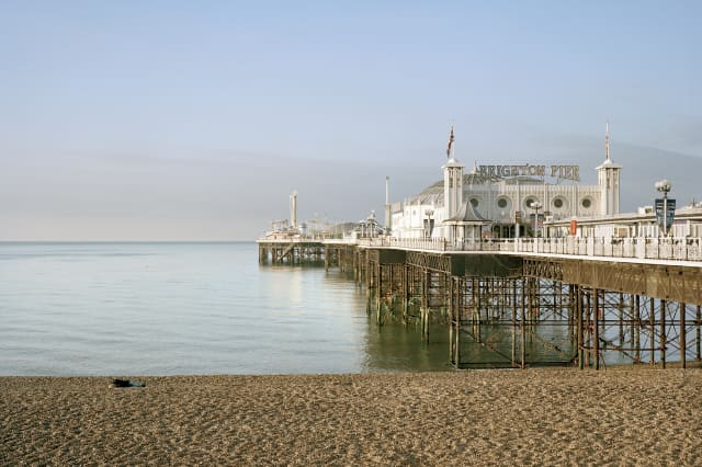 Britain's most iconic piers