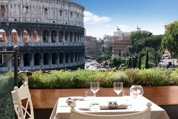 Best hotels in Rome, Italy
