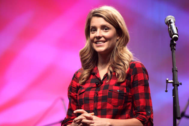 Daily Grace Helbig