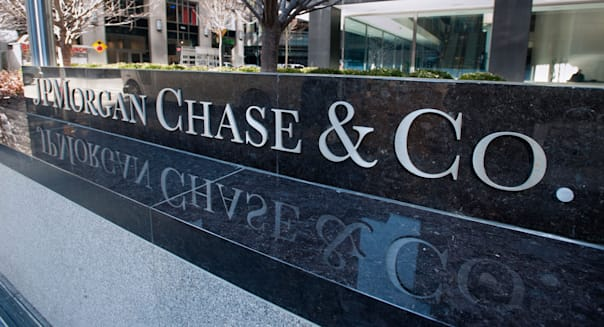 The JPMorgan Chase headquarters on Park Avenue in New York