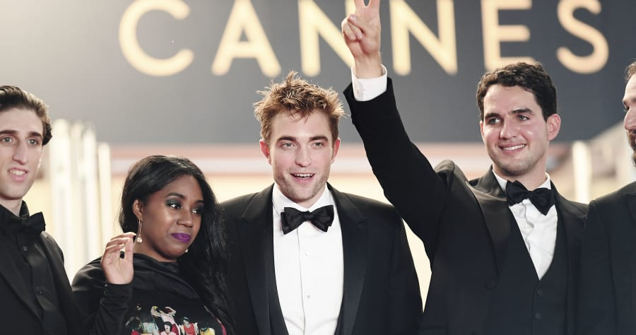Robert Pattinson & Adam Sandler Have the Early Oscar Buzz After Cannes (Yes, Them)