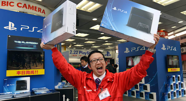 JAPAN-IT-INTERNET-GAMES-SONY
