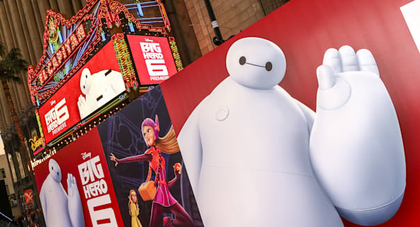 Los Angeles Premiere Of Walt Disney Animation Studios'