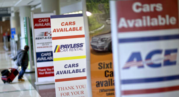 The Hidden Costs of Rental Cars