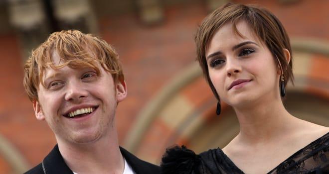 hermione granger ron weasley