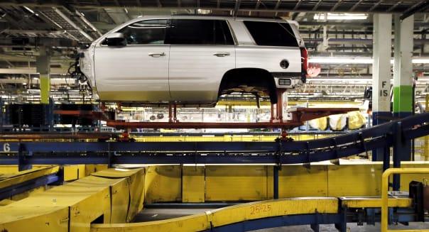 General Motors Texas Expansion
