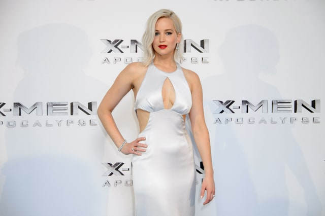 Hunger Games star Jennifer Lawrence is the world's best-paid actress
