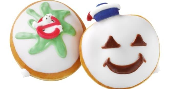 Ghostbusters, Krispy Kreme