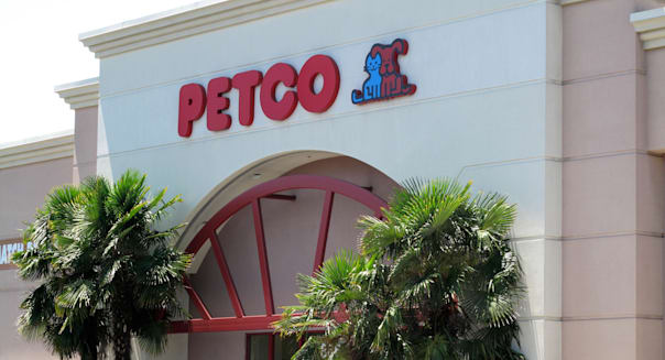 Petco store in San Jose, California