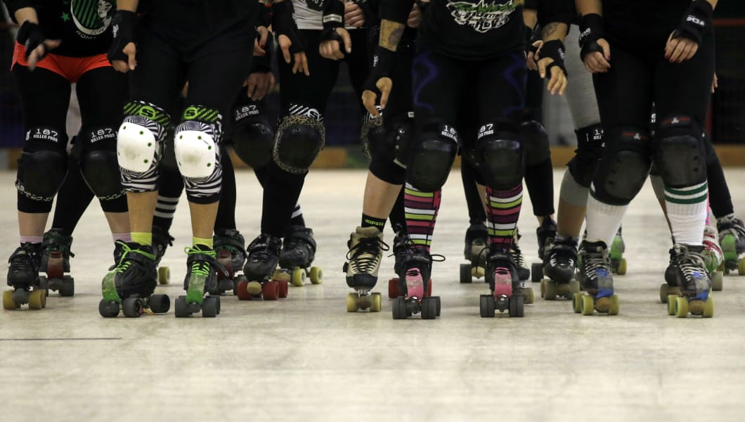 Italy Roller Derby Photo Gallery