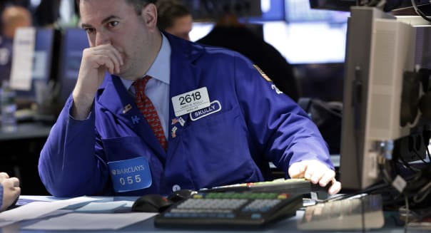 Wall Street stocks investing oil prices syria earnings