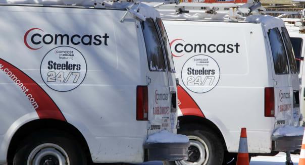 Earns Comcast