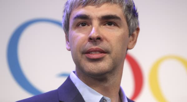 larry page ceo google earnings internet search engine motorola mobile phones