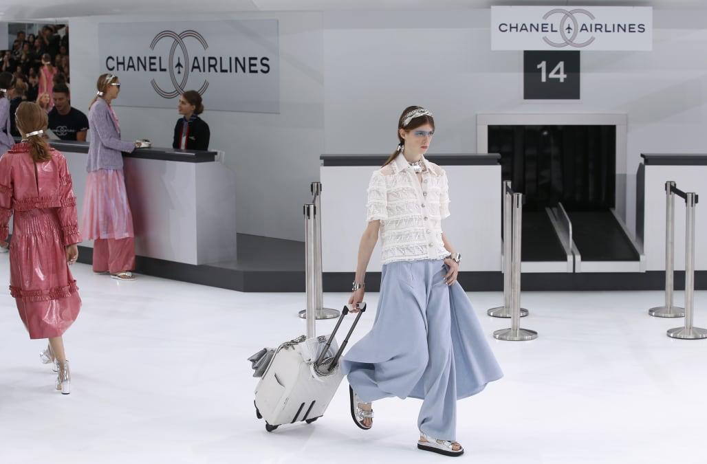 Paris Fashion Chanel