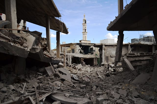 SYRIA-CONFLICT-HOMS