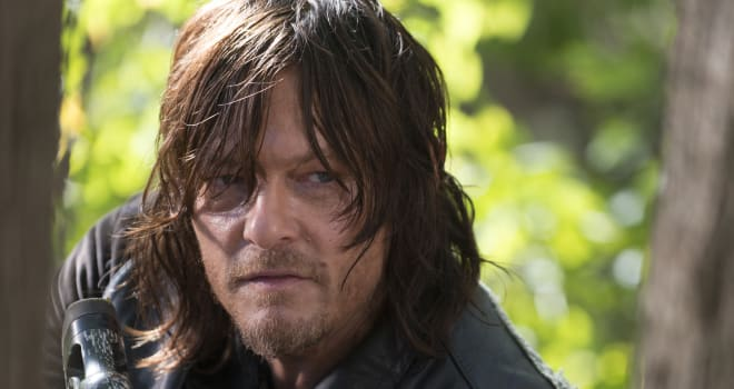 the walking dead, season 6, daryl, norman reedus, east, TWD, 615, recap