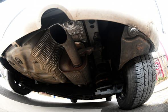 FRANCE-CAR-POLLUTION