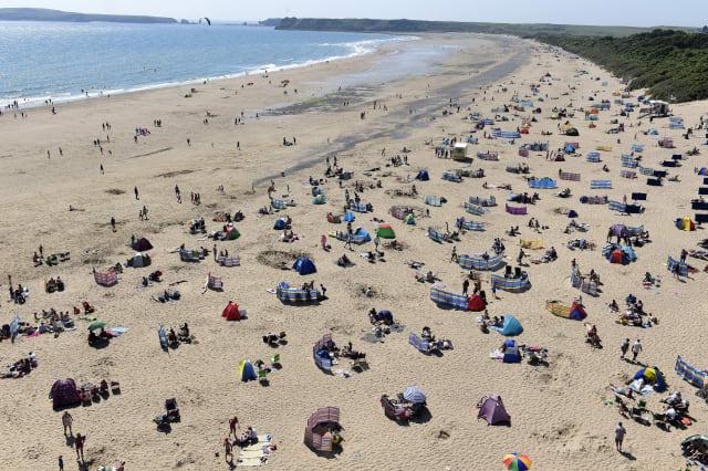 UK weather: Temperatures set to hit 25C next week
