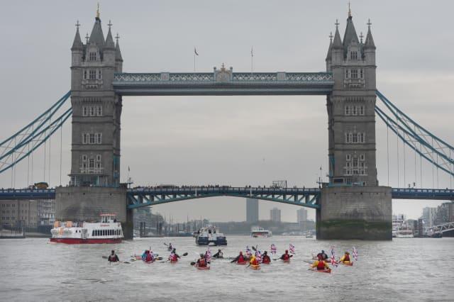 Australian couple win £140k damages over Tower Bridge lift plunge