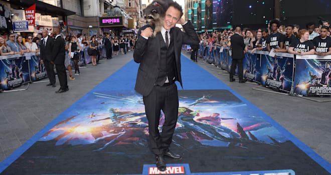 Britain Guardians Of The Galaxy Premiere