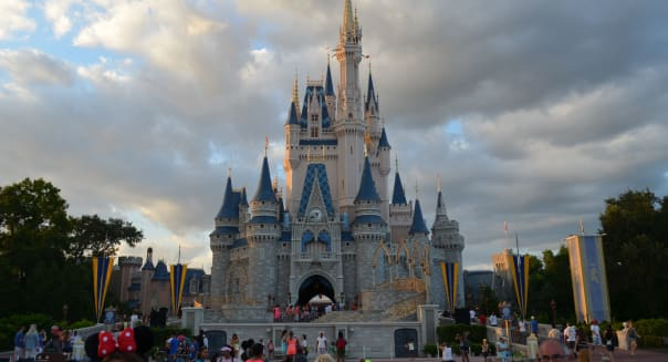 The Cinderella Castle