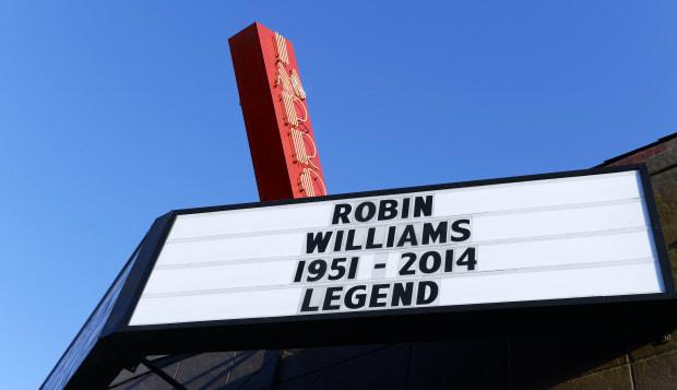 Obit-Robin Williams-Reaction