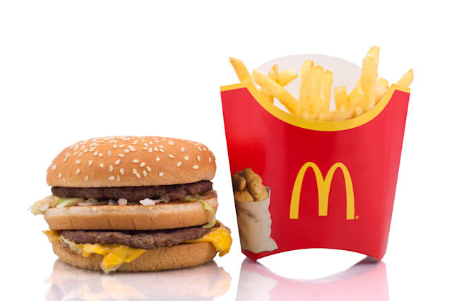 McDonald's offering half price Big Mac in return for reviews