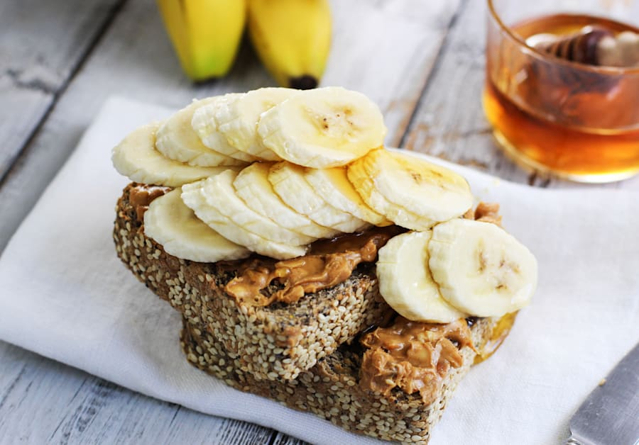 Refuel after a workout with this delicious energy