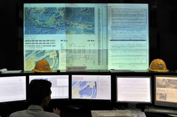 Tsunami warning after El Salvador quake
