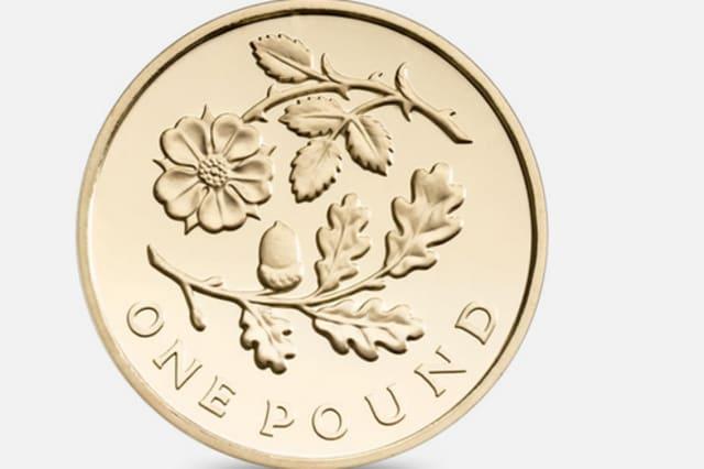 English floral emblem