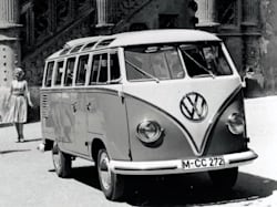 Volkswagen Kombi Video
