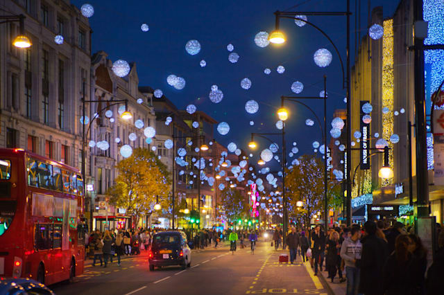 Travel quiz: Can you identify the city at Christmas?