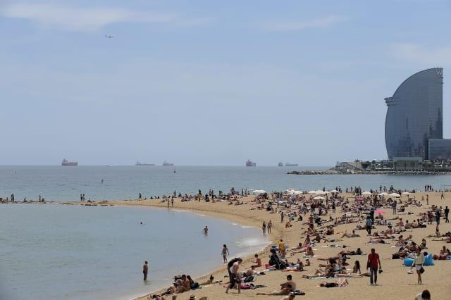 Spain Iberia Tourism Raise