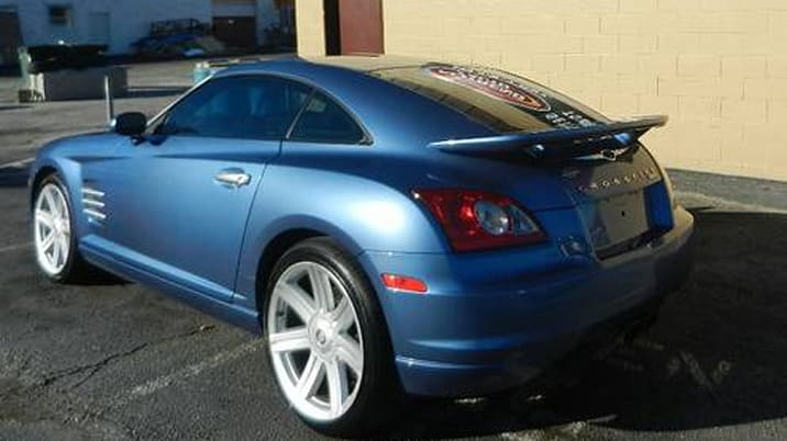 chrysler crossfire srt6. 2005 chrysler crossfire srt6 srt6 h