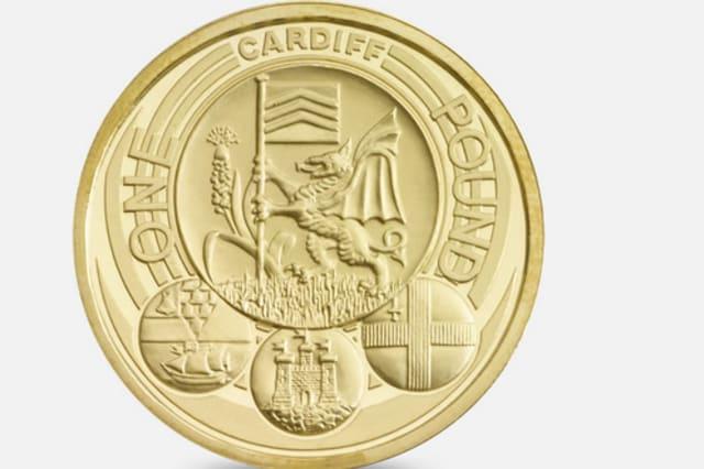 Cardiff City Coin