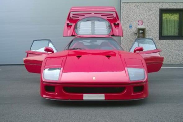 1992 Ferrari F40