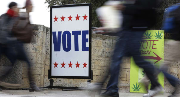 Voter ID Test