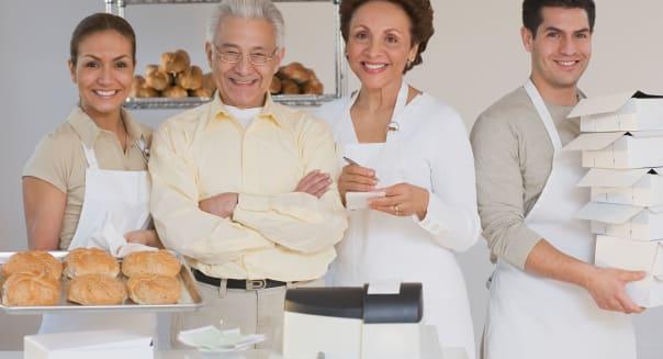 AN1APG Hispanic family owned bakery