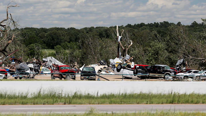 Car dealership in East Texas destroyed by tornado | Autoblog