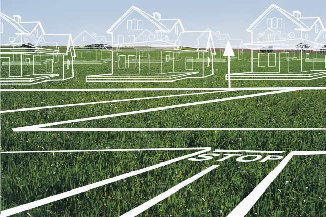 Enough brownfield 'for 1 million homes'