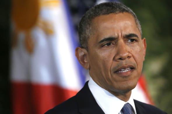 Philippines US Obama