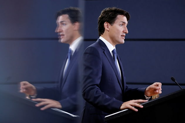 Prime Minister Justin TrudeausaysCanada has repeatedly emerged triumphant each time the U.S.-Canada...