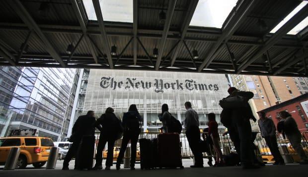 New York Times Executive Editor