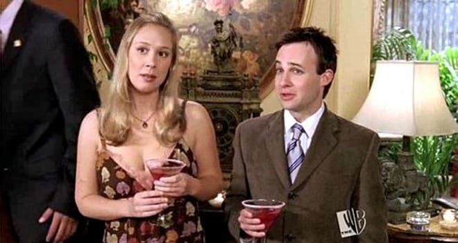 paris, doyle, gilmore girls, danny strong, liza weil