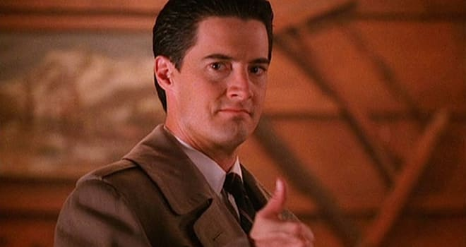 Two 'Twin Peaks' Posters Reveal 'It Is Happening Again'