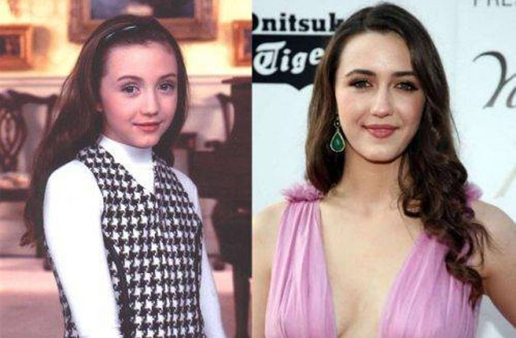 Remember The Kids From The Nanny See What They Look Like All