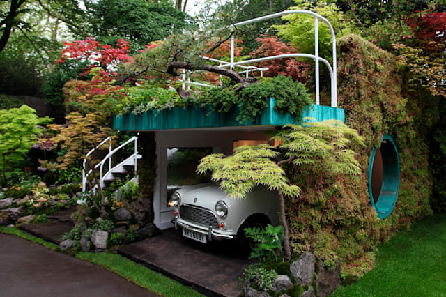 At Rhs Chelsea Flower Show 2016