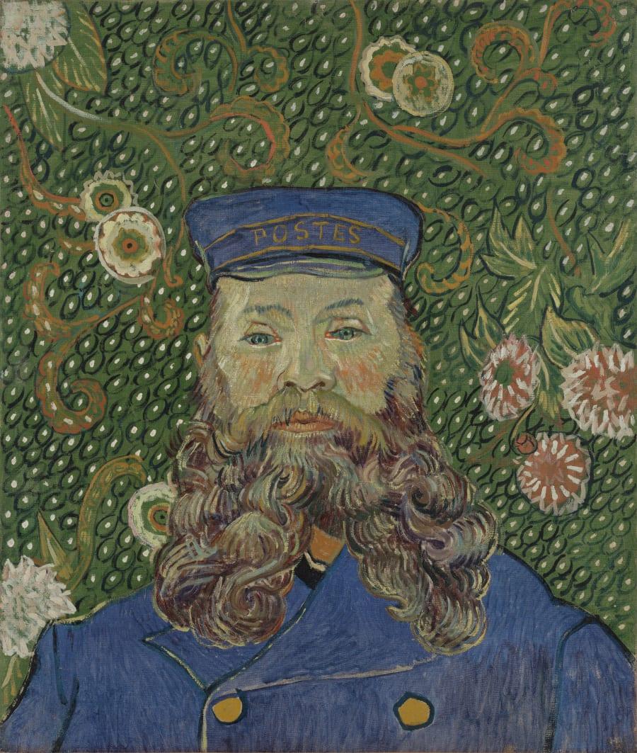 Van Gogh's 'Portrait Of Joseph Roulin' will be on
