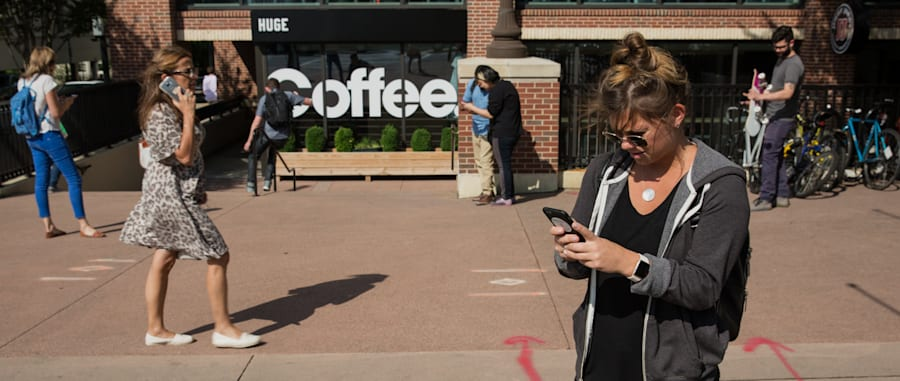 """Coffee shops and cafes are dropping Pokemon Go """"lures"""" outside their businesses to attract..."""